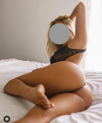בת 28 בלונדינית בדירה פרטית